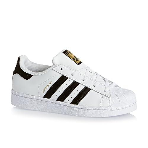 adidas Superstar C, Zapatillas de Baloncesto Unisex niños: Amazon.es: Zapatos y complementos
