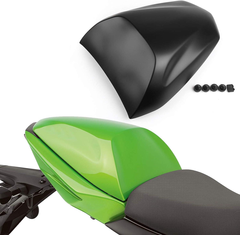 Artudatech Motorrad Soziusabdeckung Motorrad Sitzkappe Verkleidung Heckabdeckung Rücksitzbezug Rear Seat Cowl Für Ka Wa Sa Ki Ninja 650 Er6f Er6n 400 2012 2016 Auto