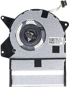 CPU Cooling Fan for ASUS UX360UA 13NB0C00M11011 NC55C01-16B16