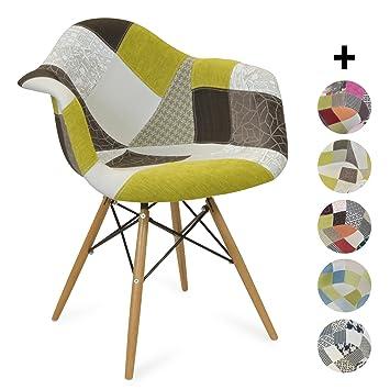 Santani Mobili Chaise DAW Style Patchwork