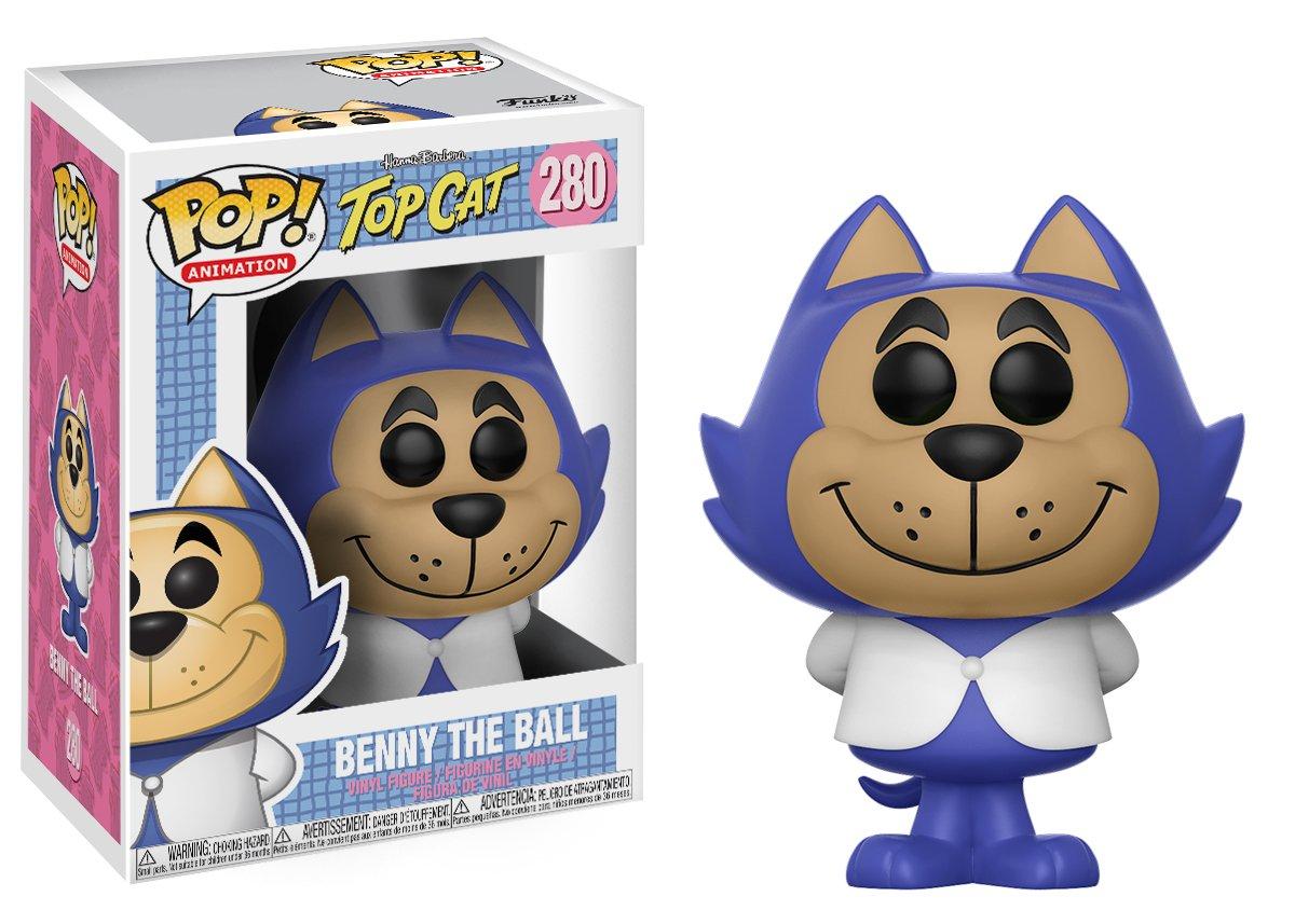 Funko Pop! Don Gato y sus amigos - Benito Bodoque - Benny the Ball