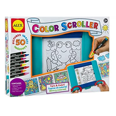 ALEX Toys Craft Color Scroller: Toys & Games