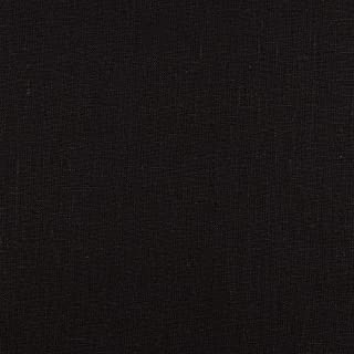 """product image for Black 100% Cotton Flannel Fabric by The Yard - Made in America - 46"""" Width"""