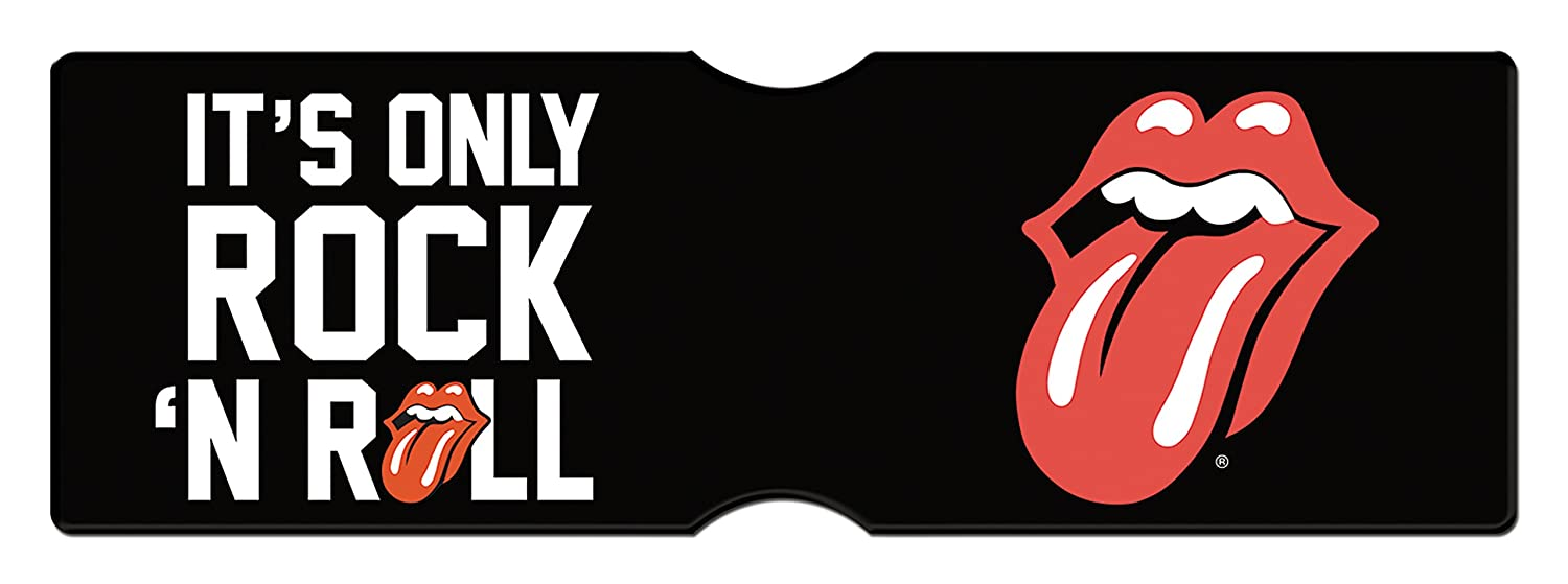 GB eye The Stones Only Rock and Roll Card Holder 16 x 0.3 x 11 cm Various