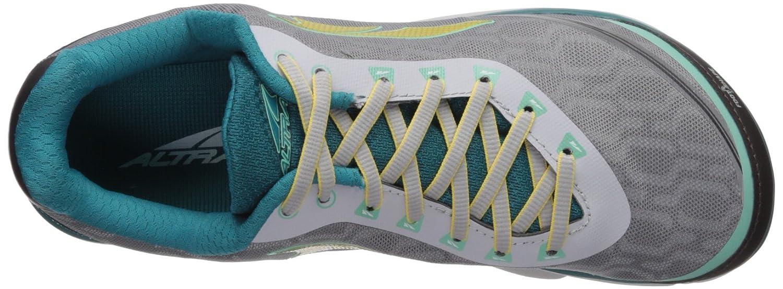 Altra Women's B01HNJX4GM Torin IQ Running Shoe B01HNJX4GM Women's 6.5 B(M) US Teal/Gray 2a79fc