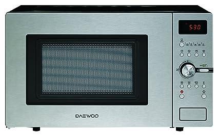 Microondas con Grill Daewoo KOC9Q5T 28 L 900W Acero ...