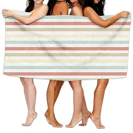 Toallas de playa extra grandes para mujeres, adolescentes, niños, toalla de baño a