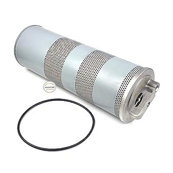 Elemento filtro de aceite 4448402 SINOCMP filtro hidráulico ...