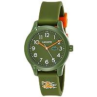 Children's Keith Haring Foundation Khaki Silicone Watch 2030015