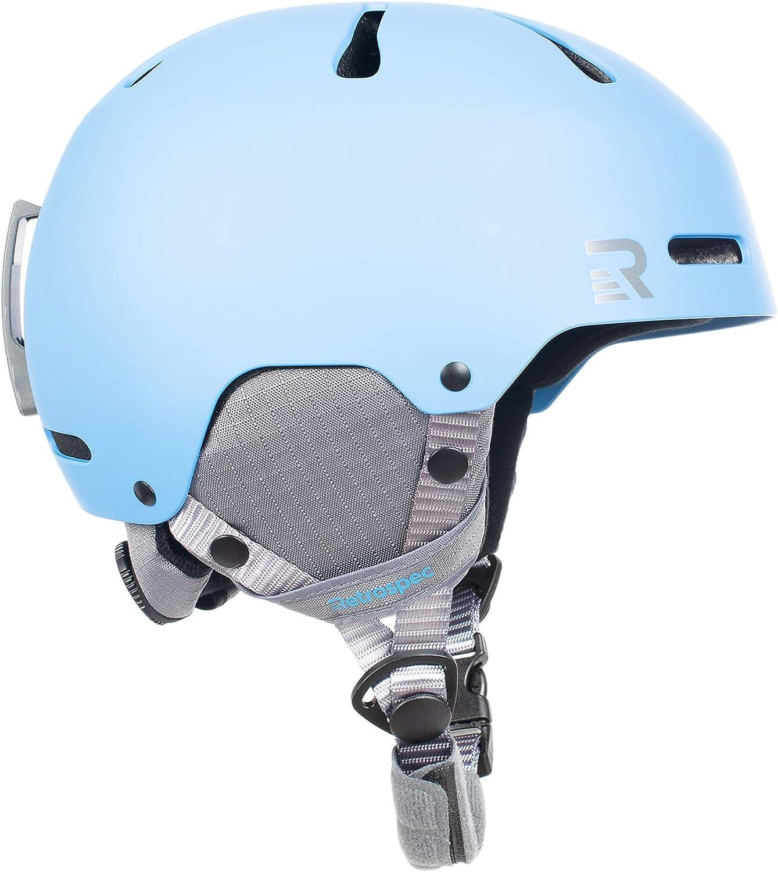 Retrospec Traverse H3 Adult Ski & Snowboard Helmet with 10 Vents
