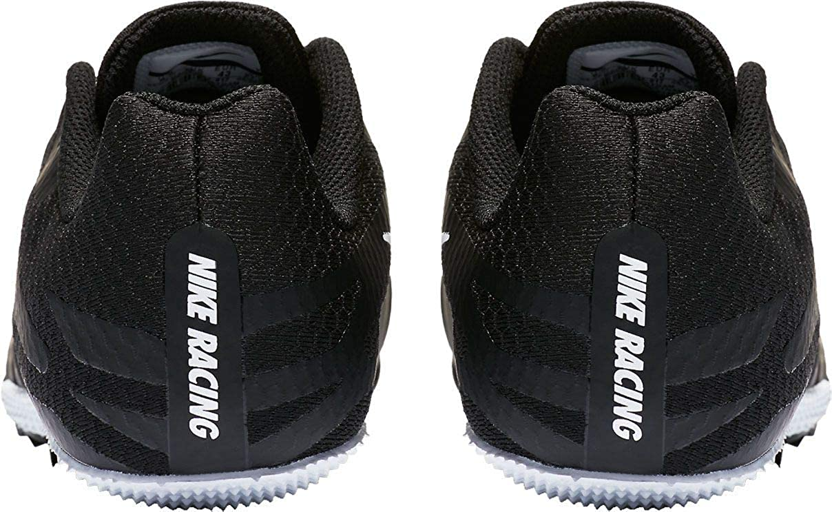 5227929910 Amazon.com | Nike Mens Zoom Rival S 9 Track and Field Shoes Black/White/2 D  | Track & Field & Cross Country