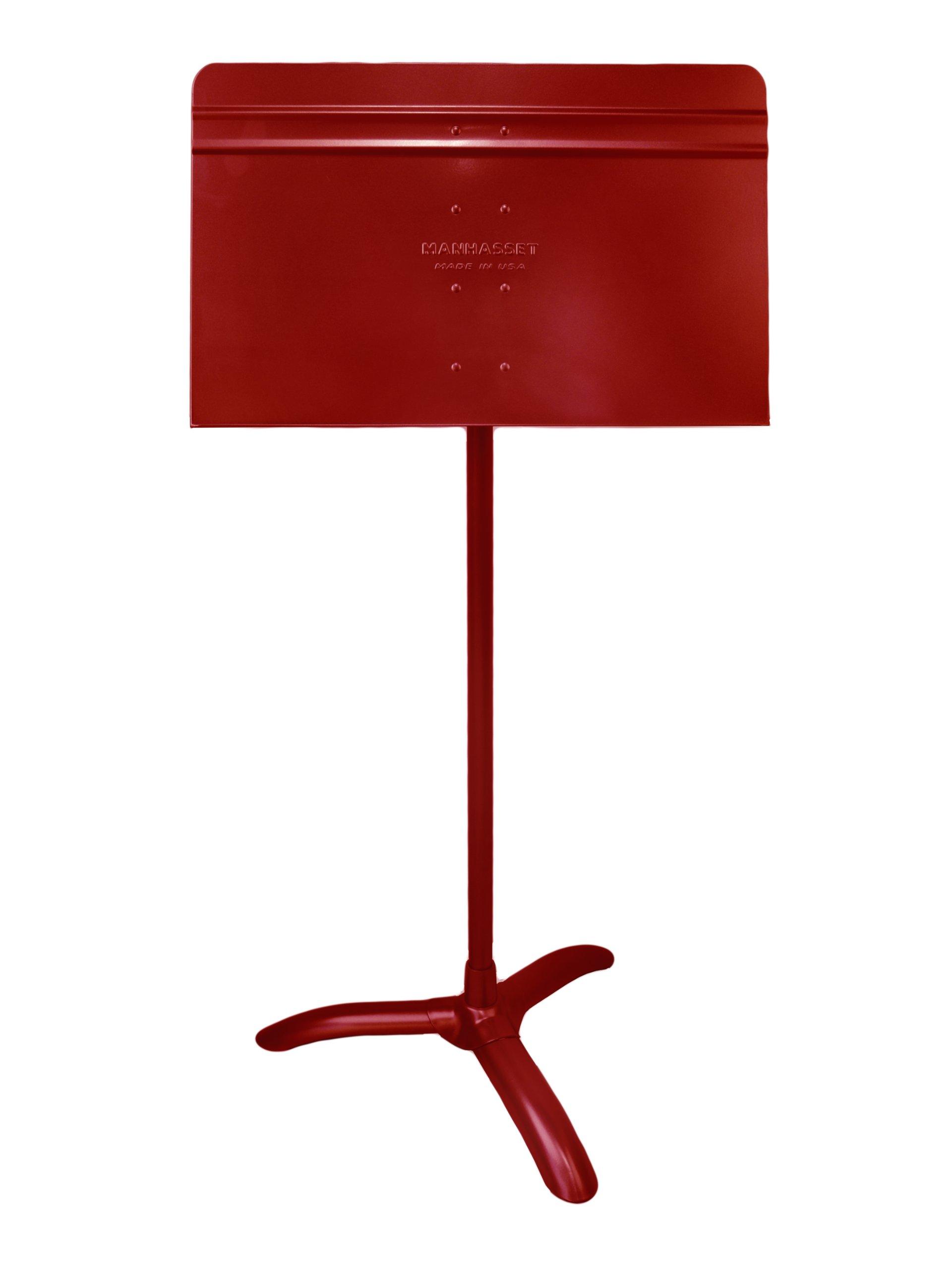 Manhasset 4806BUR Model #48 Symphony Music Stand - Burgundy