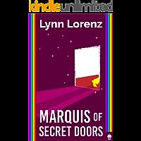 Marquis of Secret Doors: An M/M Superhero Romance (Royal Powers Book 3)