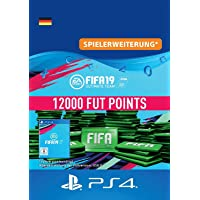 FIFA 19 Ultimate Team - 12000 FIFA Points | PS4 Download Code - deutsches Konto
