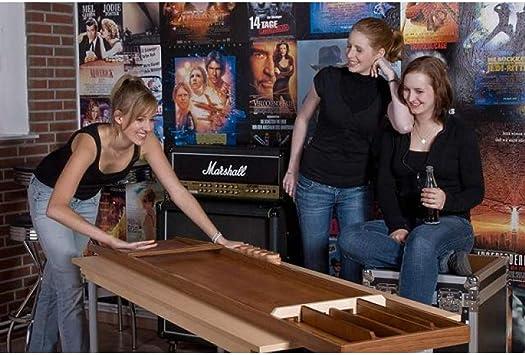 Jakkolo Beginner Shuffleboard: Amazon.es: Juguetes y juegos