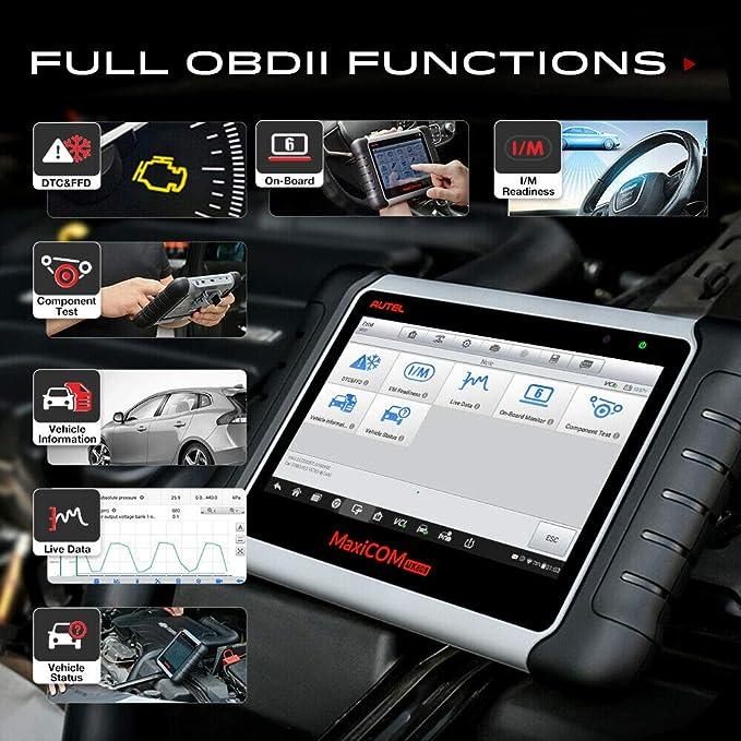 Autel Mk Kind Obd Ii Diagnostic Tools Auto