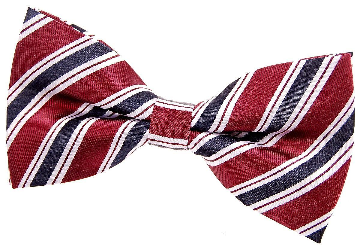 Various Colors Retreez Striped Woven Pre-tied Boys Tie