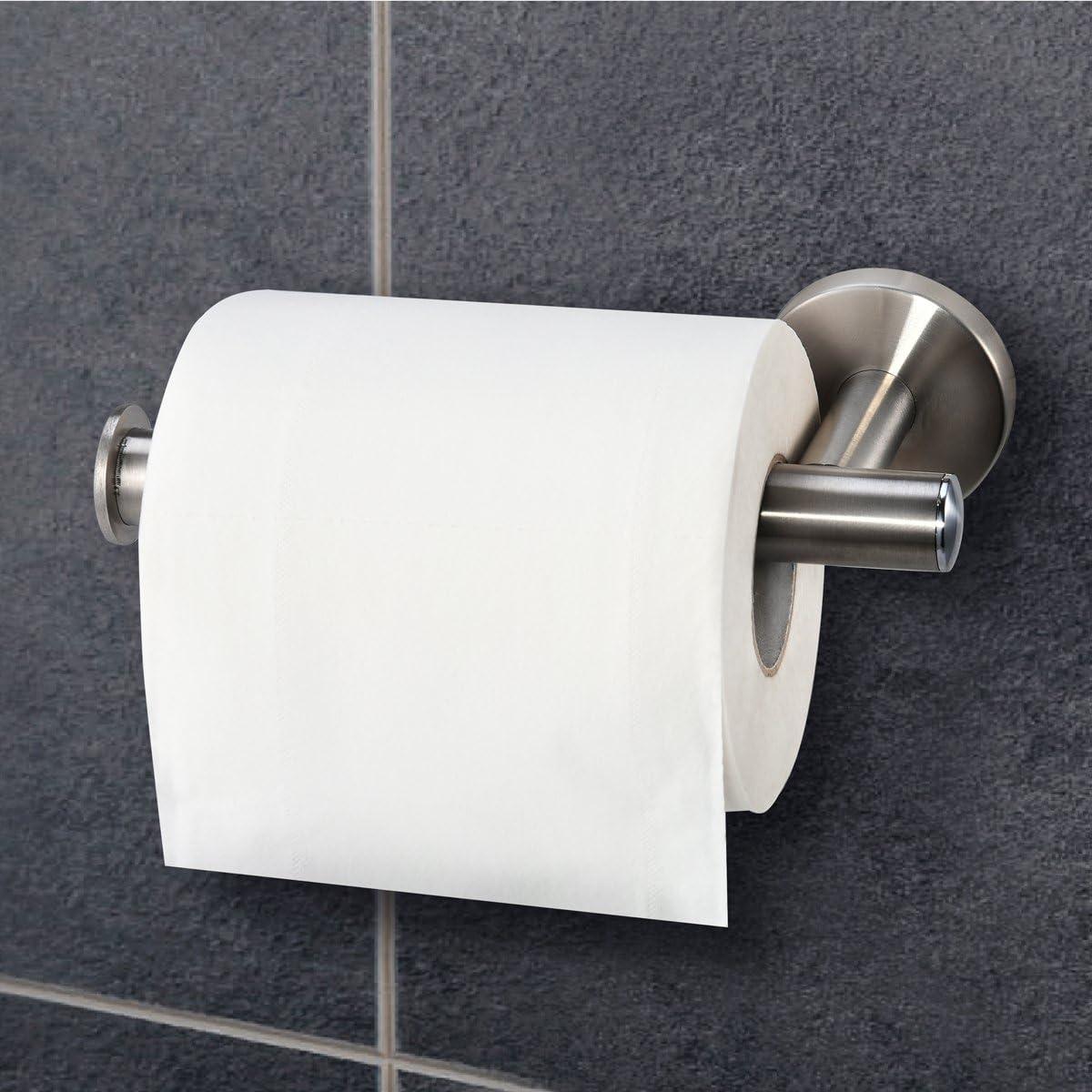 Amazon Com Dailyart Toilet Paper Holder Stainless Steel Bathroom Tissue Holder Toilet Paper Dispenser Wall Mount Screw Mounting Home Kitchen