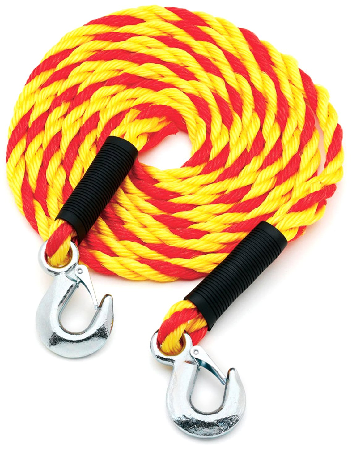 1 piece Highland 9161500 15 Orange and Yellow Tow Rope