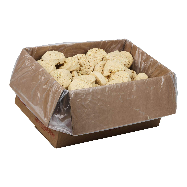 Otis Spunkmeyer Sweet Discovery Frozen White Chocolate Chip Macadamia Cookie Dough 3 oz Pack of 106 by Otis Spunkmeyer (Image #2)