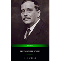The Complete Novels of H. G. Wells (Over