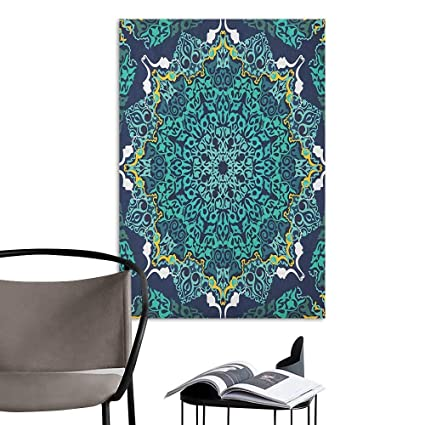 Amazon com: 3D Murals Stickers Wall Decals Turkish Pattern