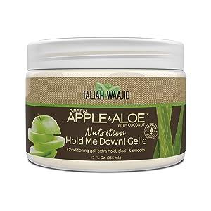 Taliah Waajid Green Apple & Aloe Nutrition Hold Me Down! Gelle 12oz