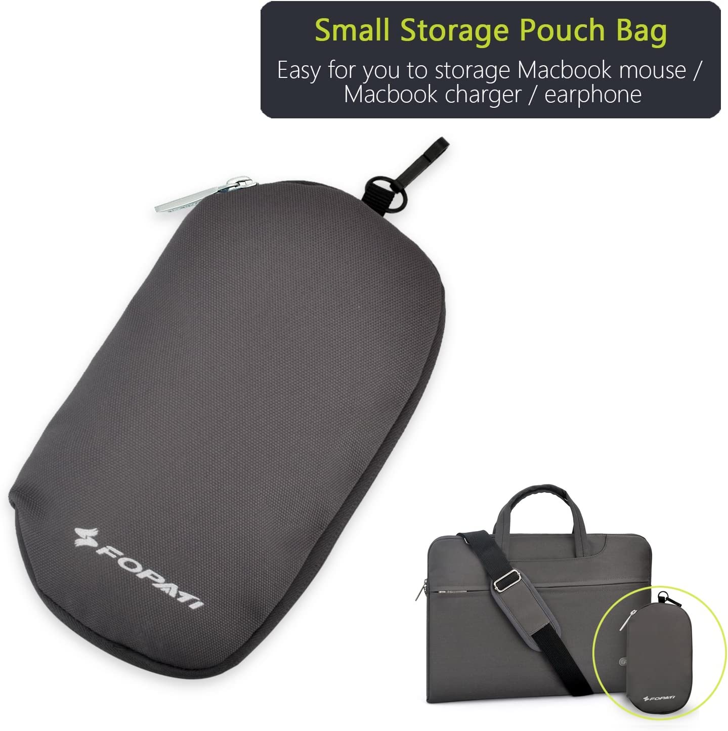 Black YOUPECK Laptop Shoulder Bag 12-13.3 inch Laptop Case Slim Briefcase Computer Bag Business Carry Bag Waterproof Notebook Messenger Bag Sleeve for MacBook PRO//ASUS Dell Acer Chromebook 13