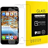 [2 Pack] iPhone 7 Screen Protector, iPhone 8 Screen Portector, Tempered Glass Screen Protector Support iPhone 8, iPhone 7 (4.7'' inch)