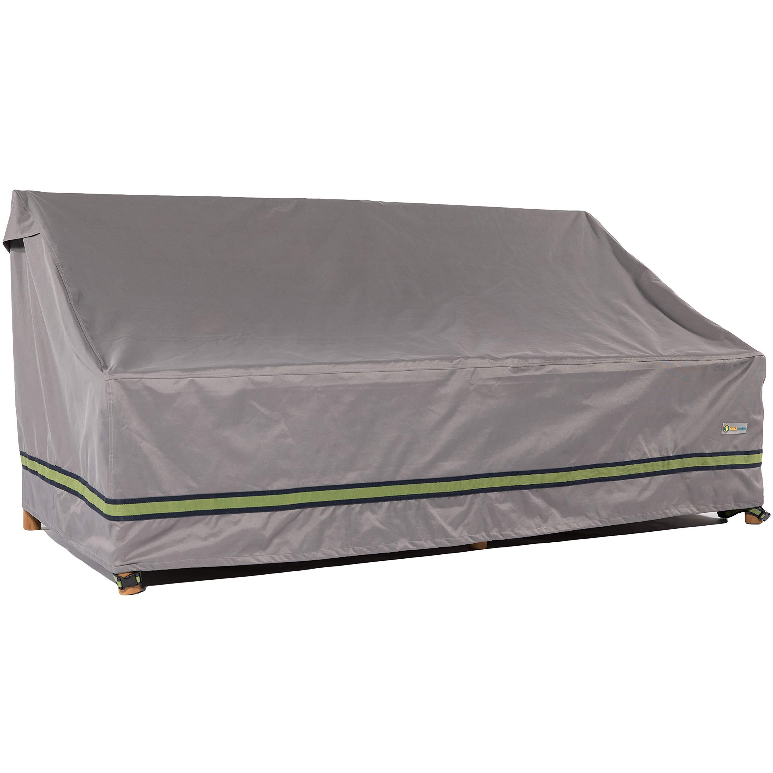 Duck Covers Soteria Rainproof 79'' Wide Patio Sofa Cover