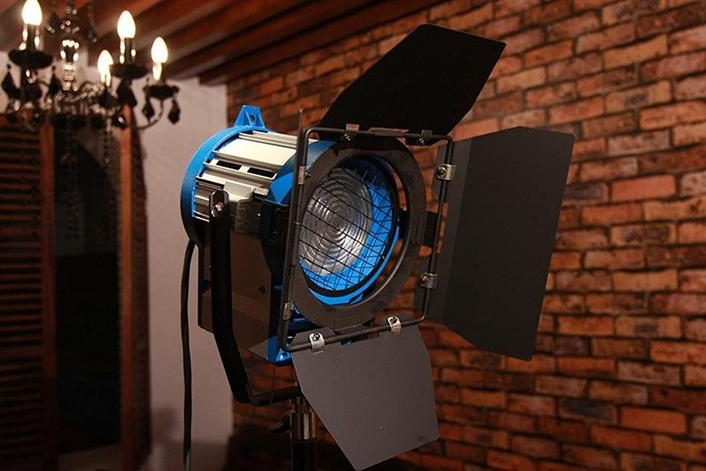 Amazon.com : KINOSUN PRO 1000W Fresnel Tungsten Light Spotlight ...