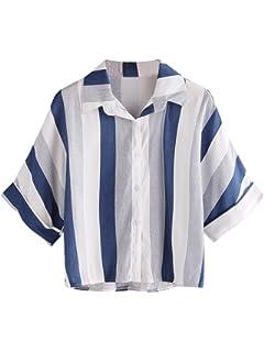 2d8781e7bb46b MAKEMECHIC Women s Summer Half Sleeve Dip Hem Plain Pocket T-Shirt ...