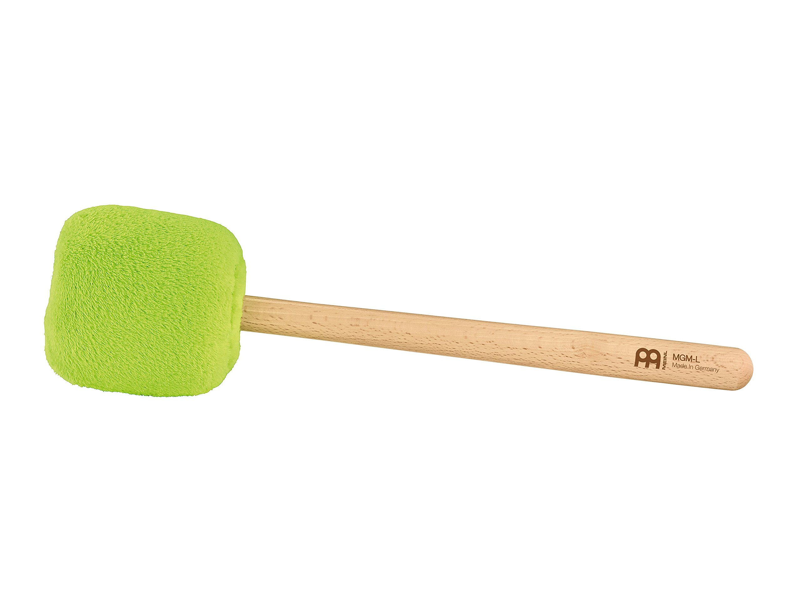 Meinl Sonic Energy Gong Maillets L PURE GREEN