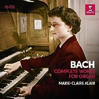 Bach: Intégrale des Œuvres pour Orgue