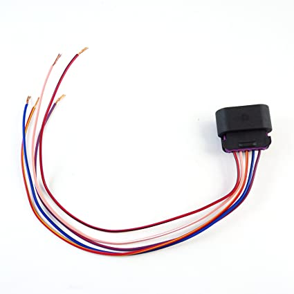 LS3 LS7 Arnés de cable con sensor MAF de 5 cables, arnés de cola ...
