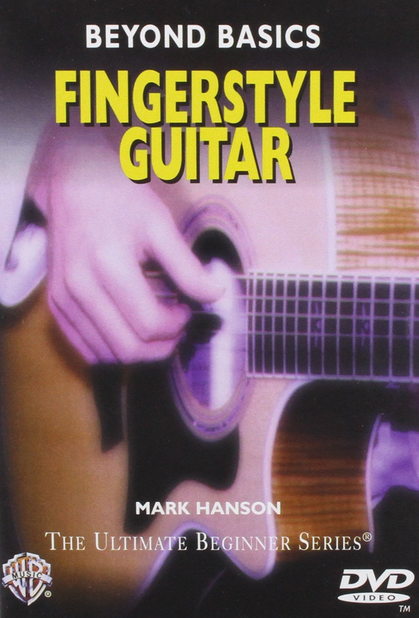 DVD : Mark Hanson - Beyond Basics: Fingerstyle Guitar (DVD)