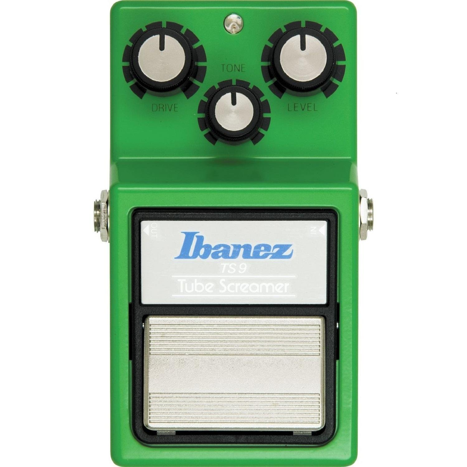ibanez ts9 electric guitar single effect musical