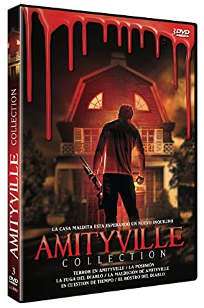 The Amityville Horror + Amityville II: The Possession + Amityville: The Evil Escapes +