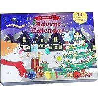Fidget Sensory Advent Calendar Toys Set,Cheap Christmas Countdown Calendar Sensory Push Bubble Toys, Party Surprise…
