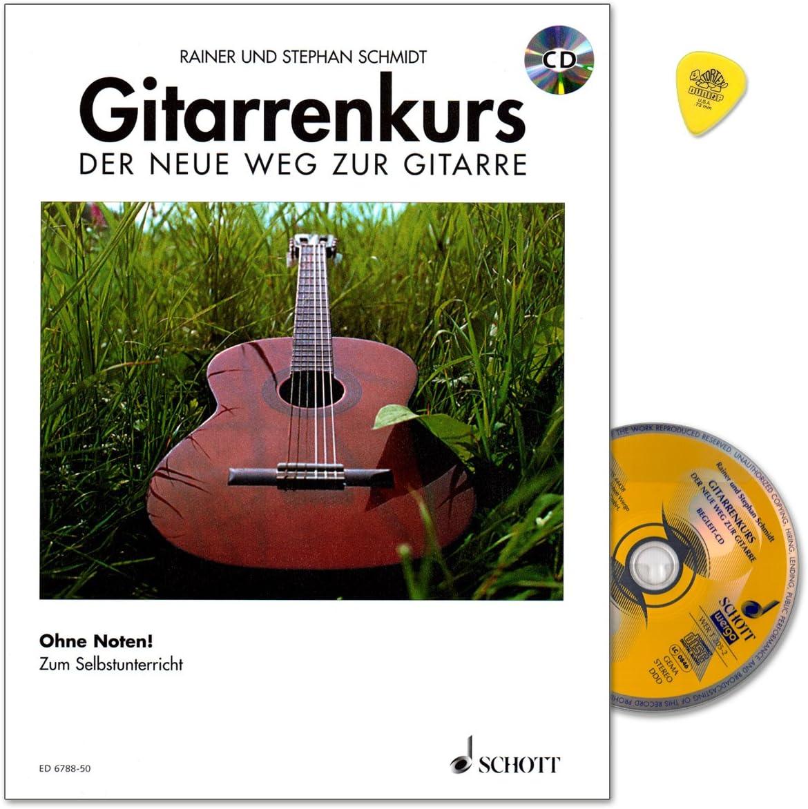 Guitarra Curso – La nueva manera de guitarra – sin la ...