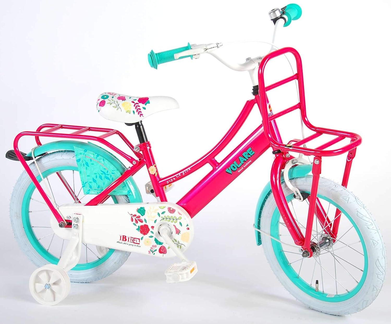 Volare Bicicleta Niña Ibiza 16 Pulgadas Freno Delantero al ...