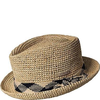 aee0bd2234551 Kangol Men's Knot Fedora Trilby Hat at Amazon Men's Clothing store: