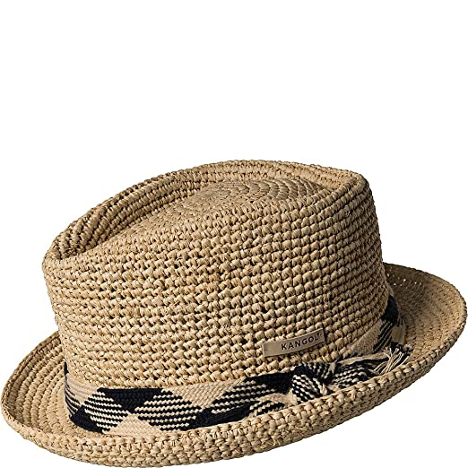 Kangol Men s Knot Fedora Trilby Hat at Amazon Men s Clothing store  3c6e028b7061