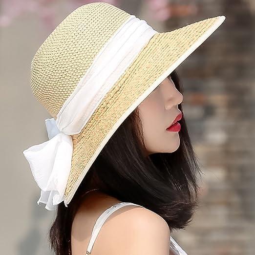 LIANGJUN ropa Headwear Verano Gorros Para El Sol Sombreros Viseras ...