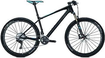 Mountain Bike Focus Raven Max Pro 27,5 pulgadas Deore XT 22 g, carbon/bluem: Amazon.es: Deportes y aire libre