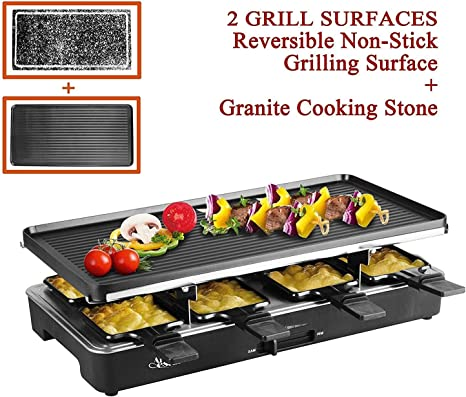 Industrial Raclette Grill