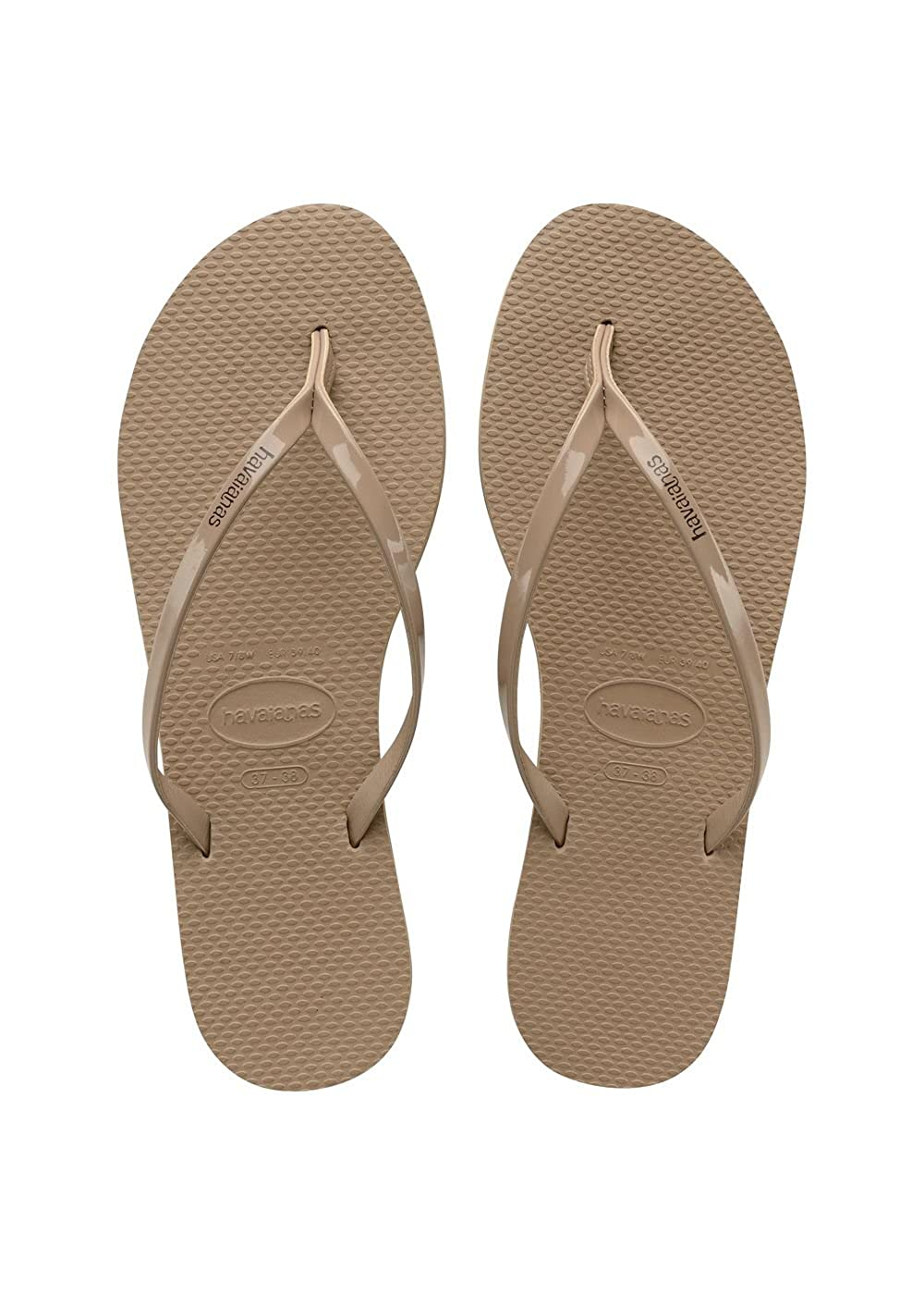 90b05af0e95bf1 Havaianas You Metallic Women s Flip Flops  Amazon.co.uk  Shoes   Bags