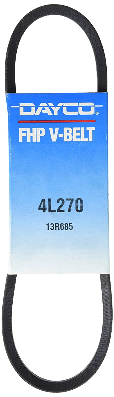 Dayco 4L270 V-Belts Dayco Automotive DAY4L270