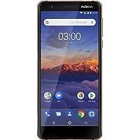 Nokia 3.1 Version 2018 Smartphone (13,2 cm (5,2 Zoll) HD Display, 13MP Weitwinkel Kamera, LTE, Android 8.0, Hochwertiges Aluminiumgehäuse, Dual Sim) blau/ kupfer