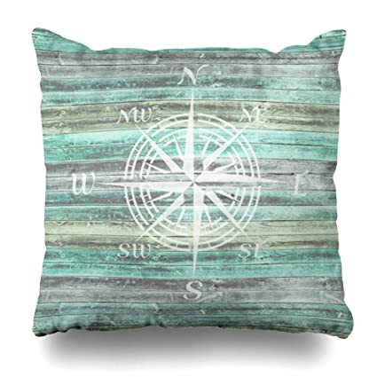 Amazon Soopat Decorative Pillow Cover 40X40 Two Sides Printed Simple Long Round Decorative Pillows